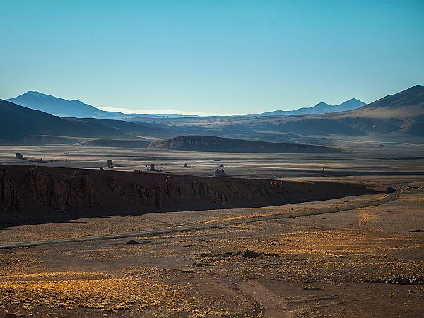 Atacama Desert Geography
