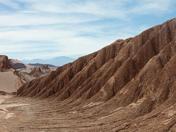 Atacama desert history