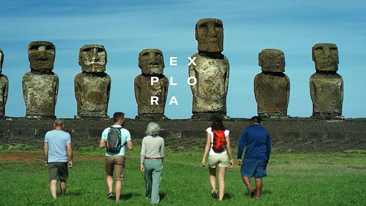 Explora Video Easter Island