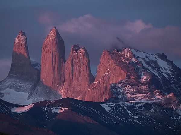 Geography Torres del paine explora Conservation reserve