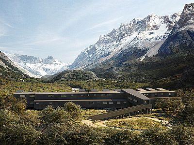 Explora lodge Patagonia El Chaltén