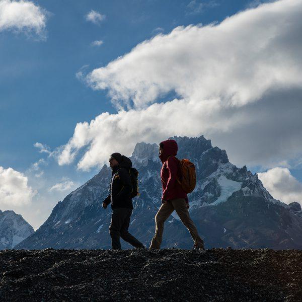 Explora hotel in Torres del Paine