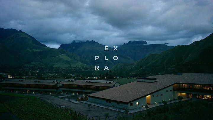 Explora Video Machu Picchu