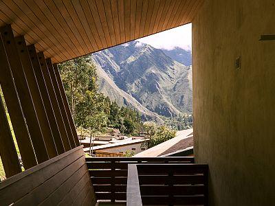 our logde Machu Picchu Peru