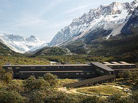 Hotel explora patagonia EL Chaltén