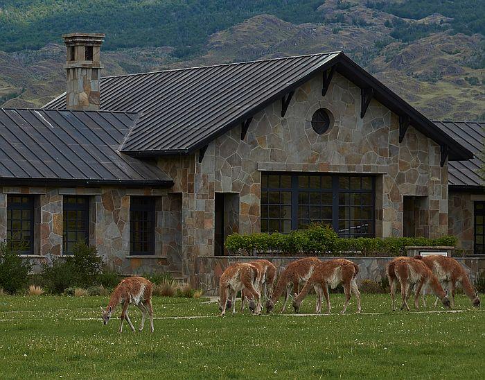 explora lodge Patagonia National Park