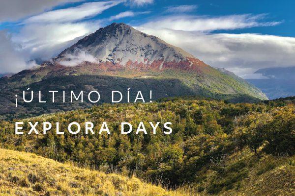 Explora days Ultimo día